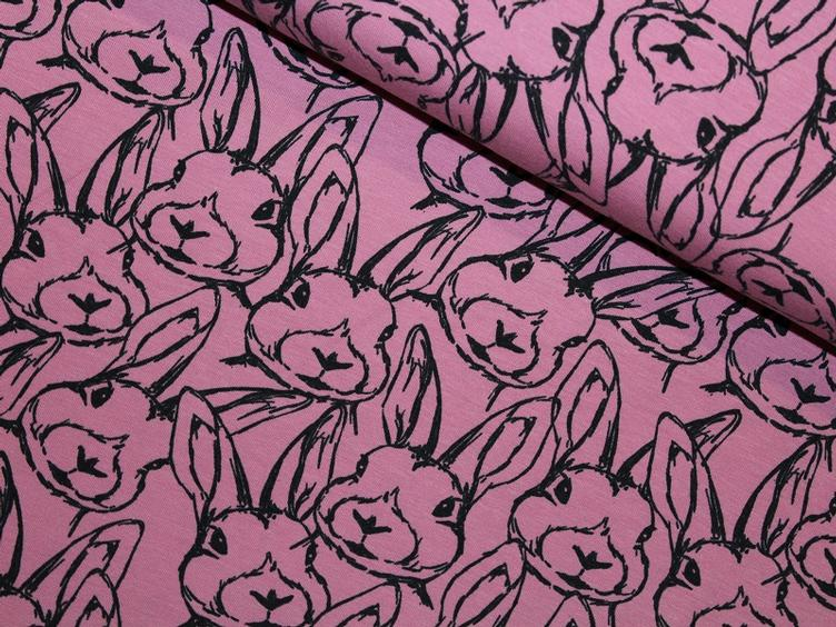 Hase rosa Jersey