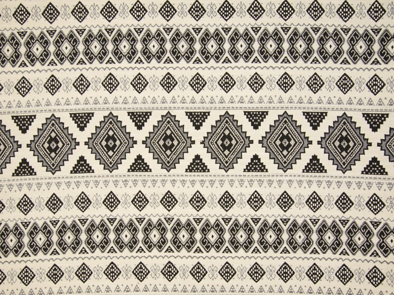 jacquard muster schwarz weiss - Jacquard Muster